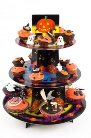 cupcake halloween idee recette acheter pic et moule pour cupcake halloween decoration sucree deco patisserie halloween.jpg
