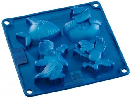 Moule g teau requin 3 d moule g teau original pour go ter d 39 enfant et de pirates id e - Requin rigolo ...