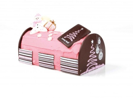 Deco gateau chocolat noel - Comment faire une belle table de noel ...
