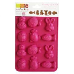 moule pour chocolat de p ques lapin canard fabriquer vos chocolats de p ques pour faire des. Black Bedroom Furniture Sets. Home Design Ideas
