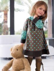 ea5750a67fd Mode fille pour la rentrée des classes - robe fille 2 ans