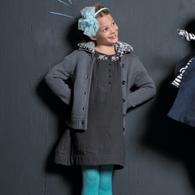3dfa8412989d7 Mode fille pour la rentrée des classes - robe fille 2 ans, 4 ans, 6 ...
