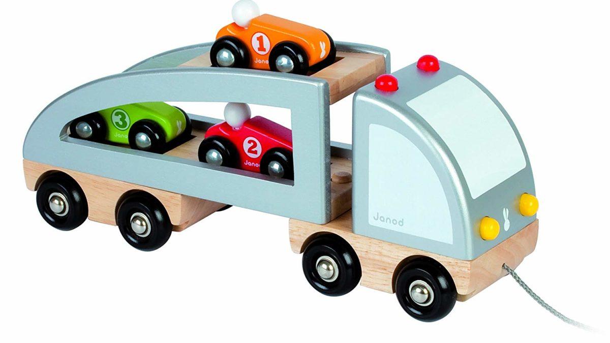 Un superbe camion pour jouer comme un grand – Idée de cadeau pour garçons de 1 à 5 ans