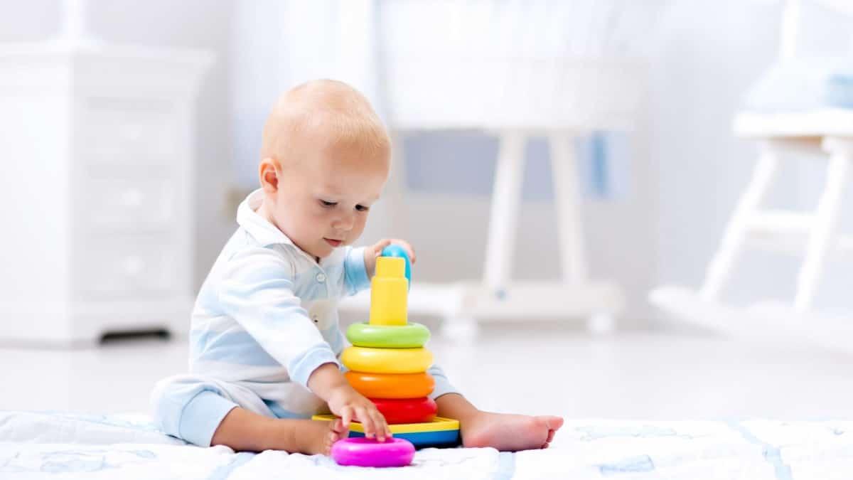 Cadeaux de Noël : Les jouets pour enfants de la naissance à 6 mois, 9 mois, 12 mois, 18 mois, 2 ans