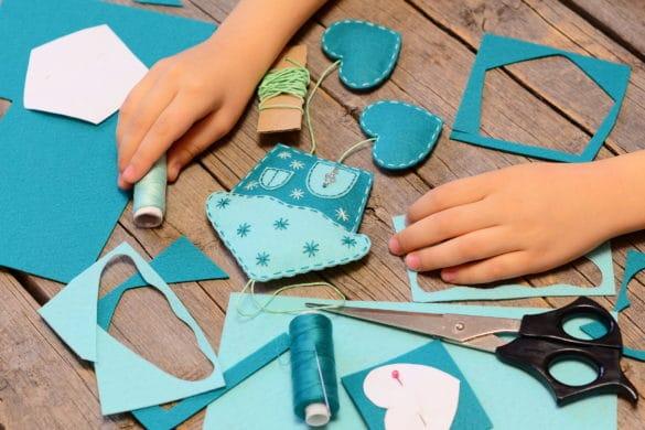 idées cadeaux kit couture pour enfant