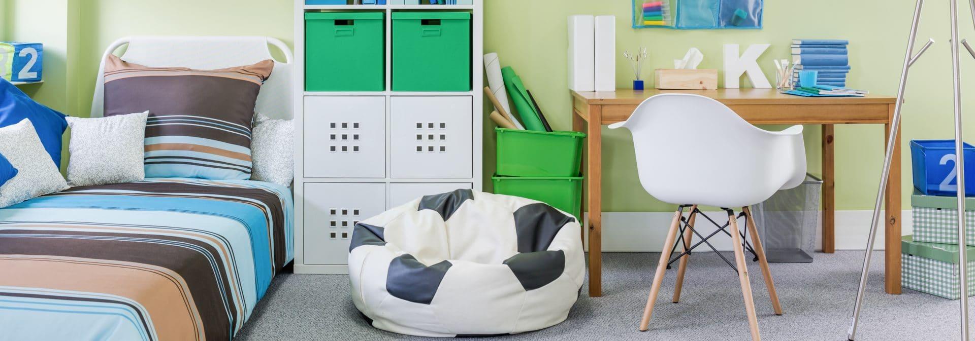 Deco Chambre Ado Garcon Design meubles et déco : chambre d'enfant fan de football - lit