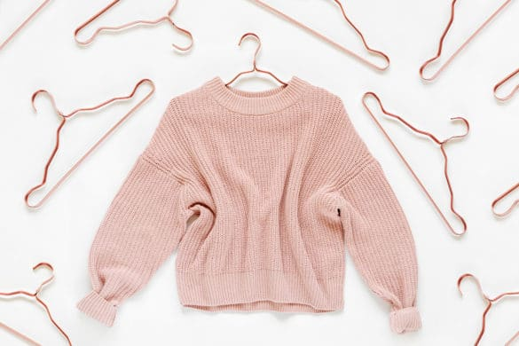 Pull hiver fille