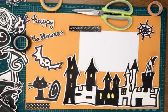 Halloween activités manuelles pour enfant