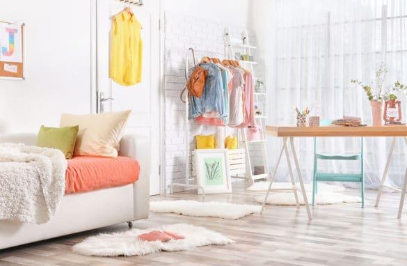 aménager une chambre de fille, choix de lits
