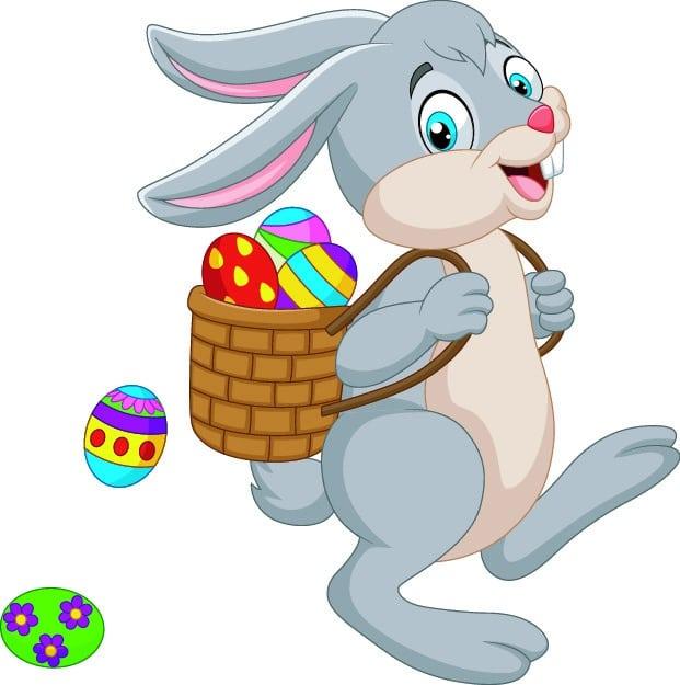 Coloriages et activités de pâques
