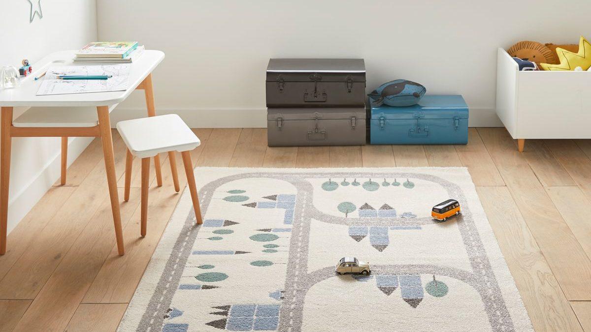 Tapis enfant : tapis de sol pour la chambre des enfants – Tapis bébé, tapis enfant