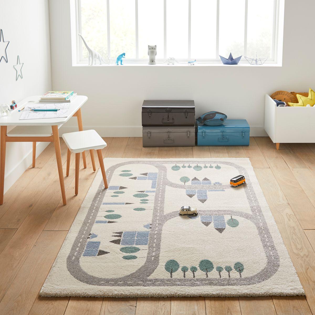 Tapis Chambre Bébé Mixte tapis enfant : tapis de sol pour la chambre des enfants