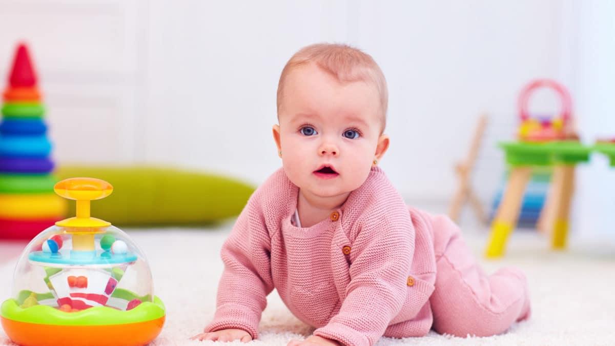 cadeau fille jouet bébé de 6 mois, 9 mois et 12 mois : idées cadeaux originales pour anniversaire, noel