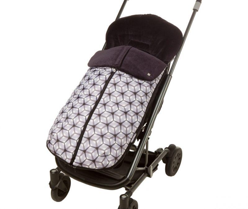 Chanceliere pour bebe ; sac de couchage bébé et jeune enfant pour toutes les poussettes – Garder bébé au chaud pour la promenade