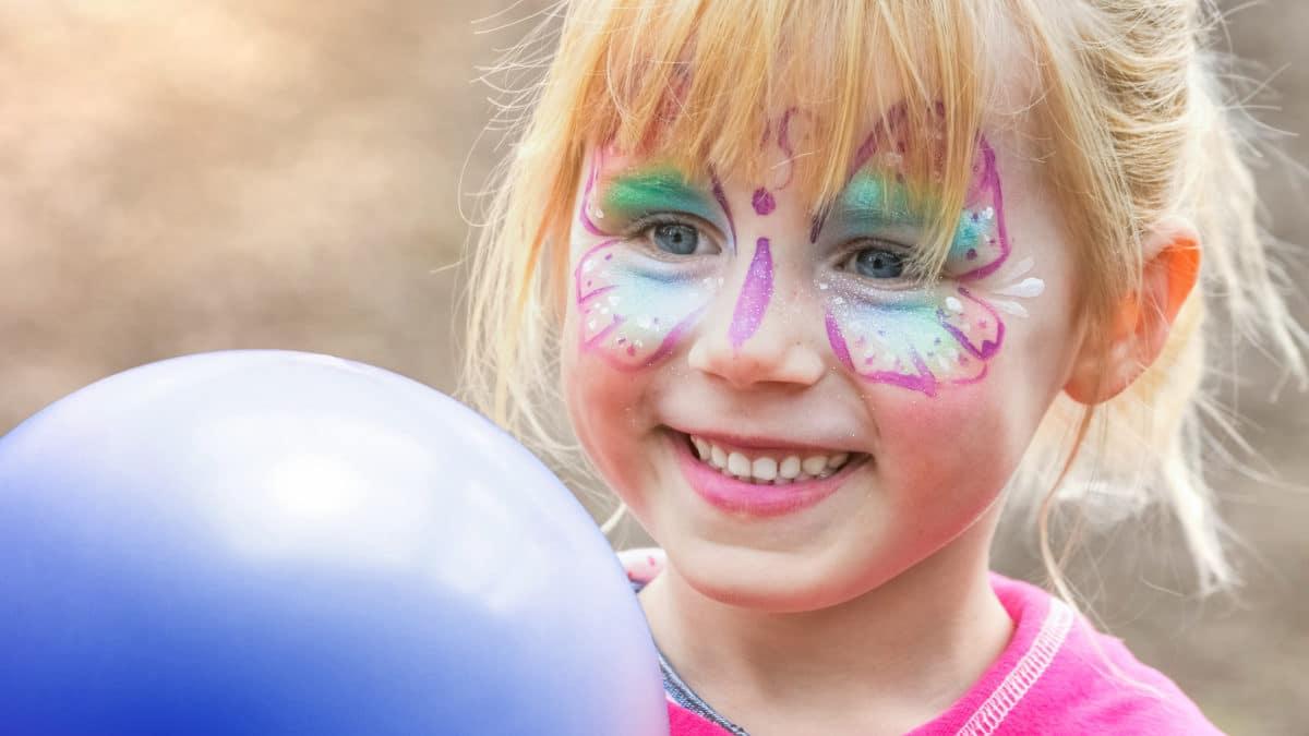 maquillage enfant, maquillage fête, anniversaire, carnaval – pochoir, palette maquillage enfant, livres pour apprendre à maquiller enfant