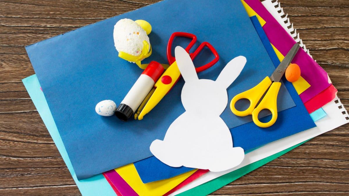 Bricolage Paques maternelle et cp