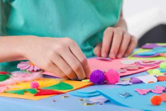 loisirs creatifs pour enfant