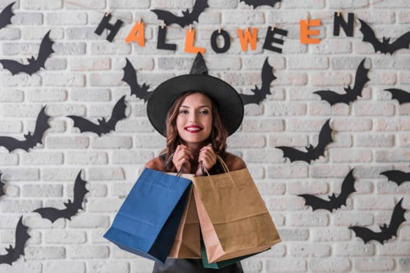 Acheter du matériel de loisirs créatifs pour Halloween