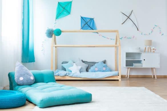 Modèle decoration chambre enfant