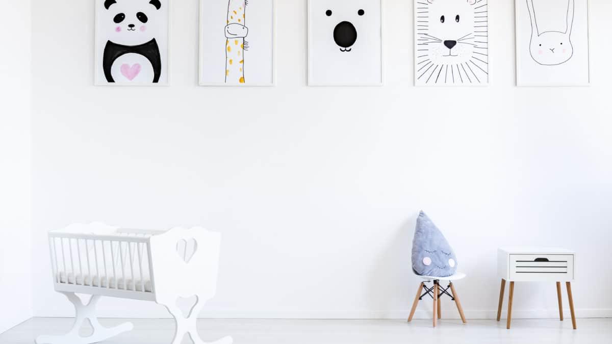 Décoration et ameublement Animaux pour chambre enfant