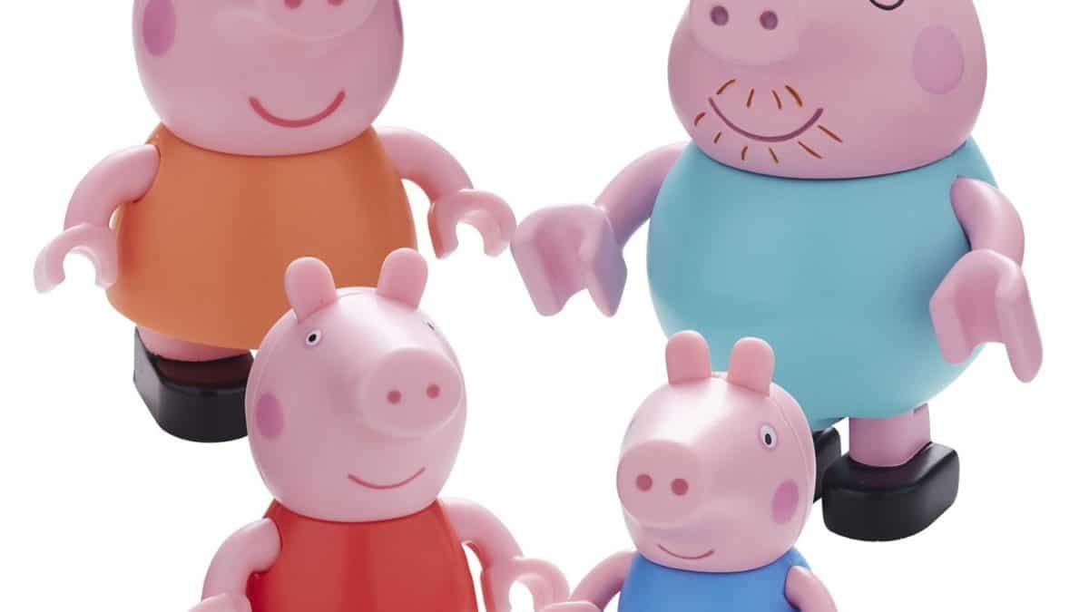 Peppa pig :  jeux et jouets pour fille de 2 ans, 3 ans, 4 ans, 5 ans, 6 ans, 7 ans, 8 ans – cadeau Peppa pig pas cher