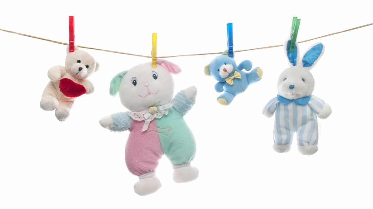 Doudou enfants garçons et filles – Cadeau doudou pour bébé