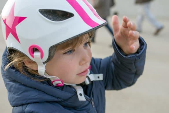 casque vélo pour enfant