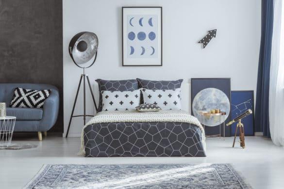 choix de linge de lit pour adolescent
