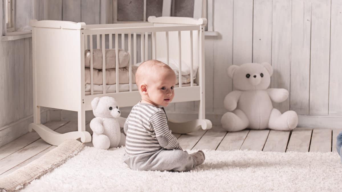 tapis pour chambre de bébé et enfant : tapis de sol et décoration ...