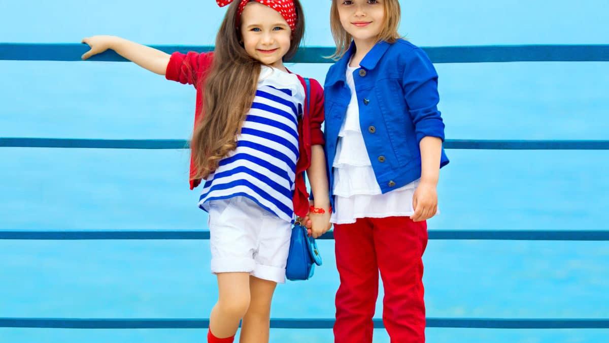 Mode fille été du 2 ans au 14 ans : vêtements d'été pour petite fille