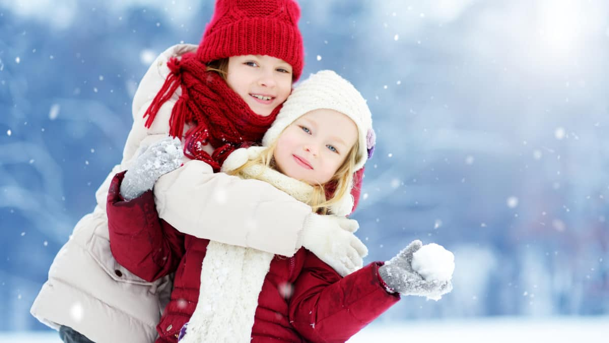 Manteau fille pour l'hiver : doudoune, manteau en laine, blouson