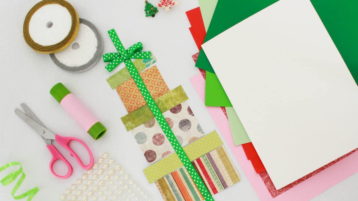 Idées bricolage facile de Noël pour assistantes maternelles ou périscolaire