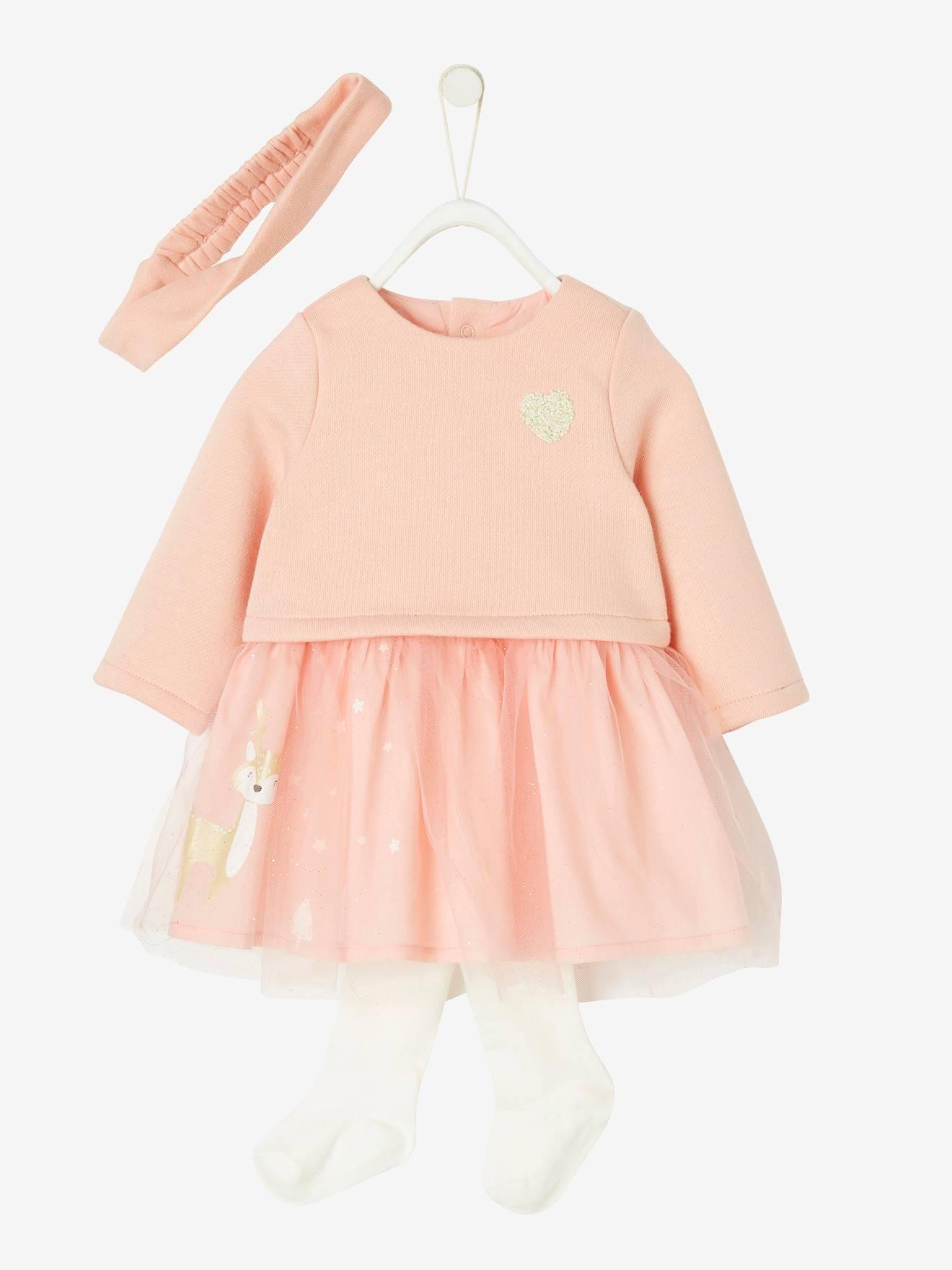 robe noel bébé