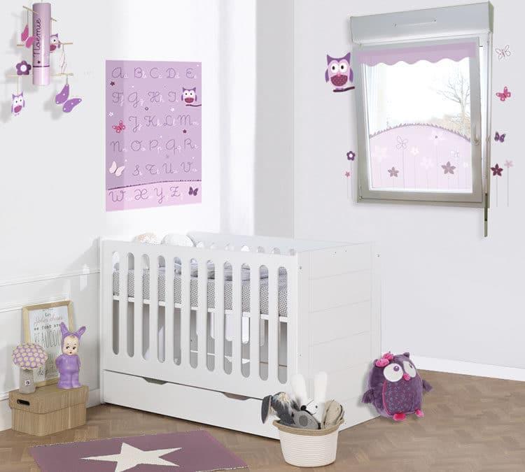 Des idées de décoration de chambre bébé complètement personnalisables