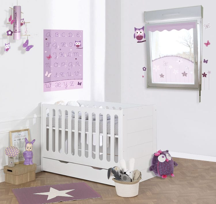 Des idées de décoration de chambre bébé complètement ...