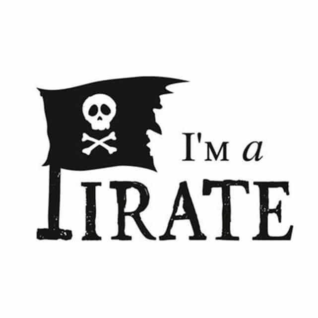 Pirates et corsaires : housse de couette pour enfant  – Accessoires et décoration pour la chambre des pirates