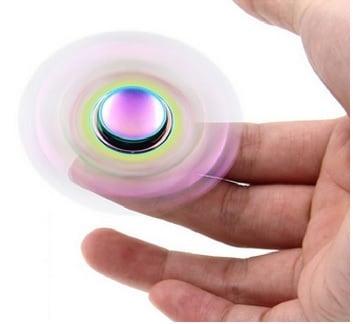 Acheter une toupie Hand Spinner ou Hand Fidget pas cher : idée cadeau enfant 5 ans, 6 ans, 7 ans, 8 ans, 10 ans et plus – cadeau enfant, ado, adultes