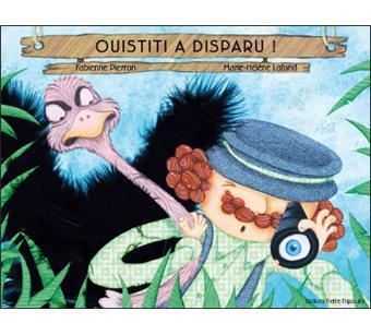Livre enfant de 2 ans, 3 ans, 4 ans, 5 ans, album jeunesse pour les petits : ouistiti a disparu