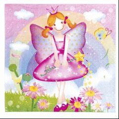 Anniversaire de fille, anniversaire fée : acheter la décoration et la vaiselle pour un anniversaire sur le thème des fées