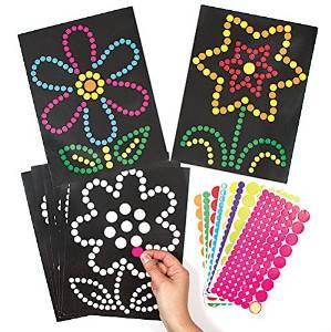 coloriages gommettes enfant pour assistante maternelle ; dessins à gommettes pour enfants 2 ans, 3 ans, 4 ans, 5 ans, 6 ans et plus