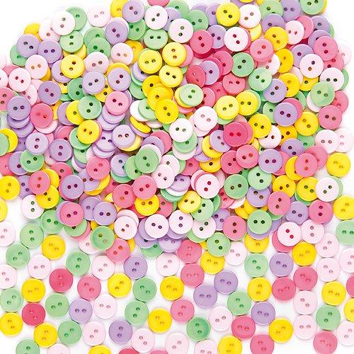 Bricolage et activités manuelles enfant avec des boutons – Décorer des objets avec des boutons : activités ludiques pour enfant