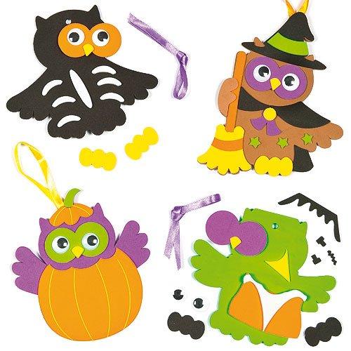 halloween : idée bricolage, activités manuelles faciles avec les enfants, matériel pas cher et original, kit créatif halloween