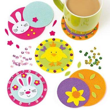 paques : activites manuelles, decoration de table paques, boîte chocolat de paques, gabarit poule, lapin, oeuf, cloche, boîte, rond de serviettes