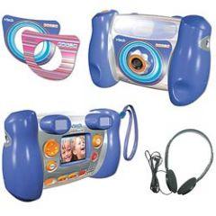 Idees cadeaux enfants : l'appareil photo kidizoom pour les garcons et les filles à partir de 8 ans