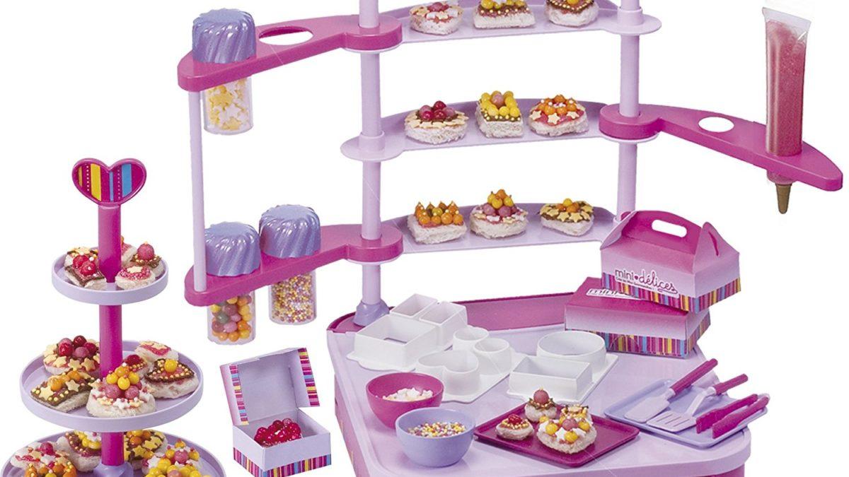 Idées cadeaux kit pâtisserie enfant pas cher, cadeau pâtisserie fille ou garçon pas cher, cadeau jeu jouets pâtisserie pour enfant original