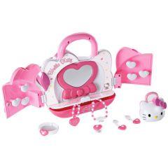 Idée de cadeau pour une fille fan de Hello Kitty : la boîte à bijoux