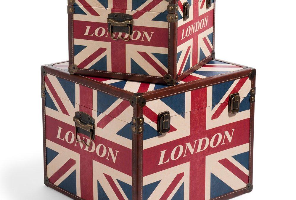 Idées déco British pour chambre d'ado – Décorer une chambre d'ado sur le thème de l'angleterre
