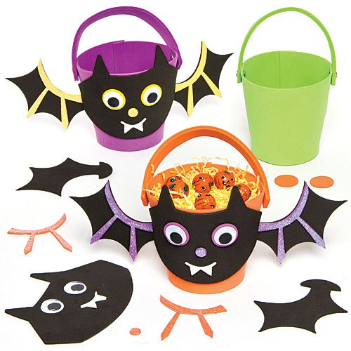 bricolage pour halloween – Halloween : des idées de bricolage et d'activités manuelles – Bricolage facile avec les enfants
