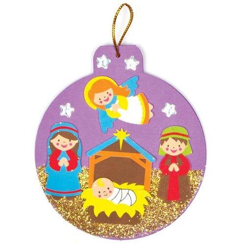 Atelier créatif de Noël pour enfants : Fabriquer des décorations de Noel faciles avec des enfants