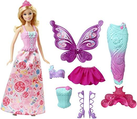 Poupée  Barbie : jeu, jouets, cadeau, acccessoires Barbie – Cadeau barbie poupée pour anniversaire, noel fille 3 ans, 4 ans, 5 ans, 6 ans, 7 ans, 8 ans et plus